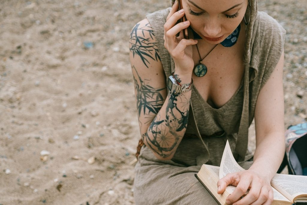 przyjaźń i endometrioza rozmowa przez telefon