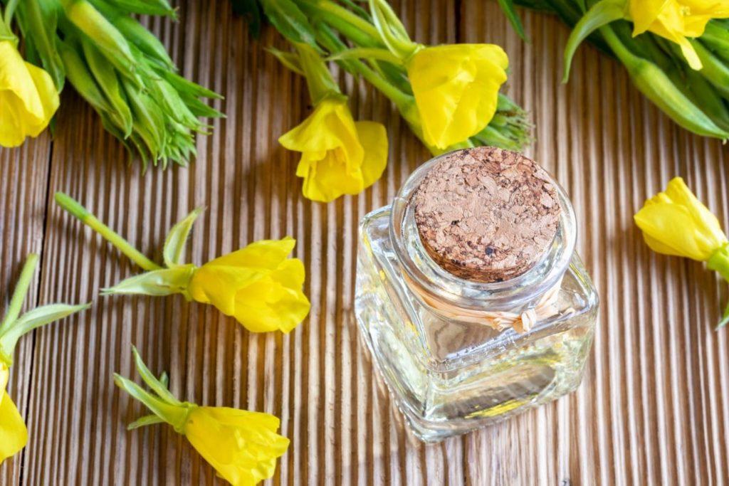 olejek z wiesiołka płynny
